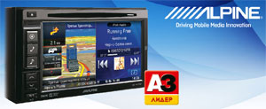 Alpine INE-W970BT-HERE