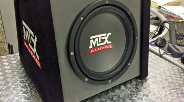 Сабвуфер MTX RT-10AS